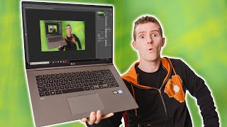 The Craziest 17 inch Laptop! - LG Gram 17 Review
