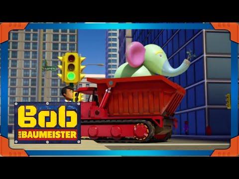 Bob der Baumeister ⭐Muck und der Elefant️