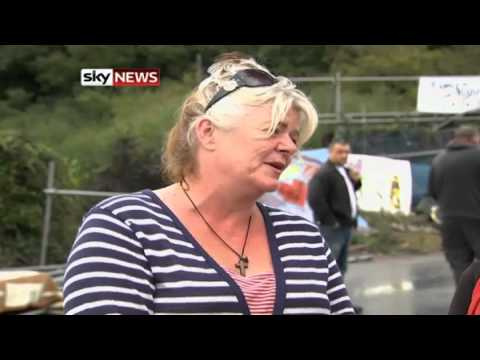 Dale Farm: Essex Travellers Prepare For Eviction