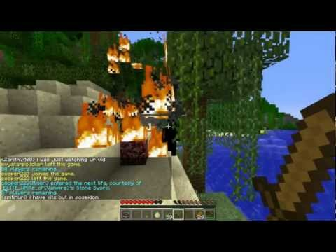 RUMBLEHG.com   Review #14 Cultivator Kit   Minecraft Hunger Games (2000+ Subs!!!)