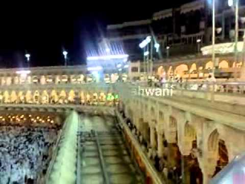 Khana Kaba Very Closely Inside Harram video