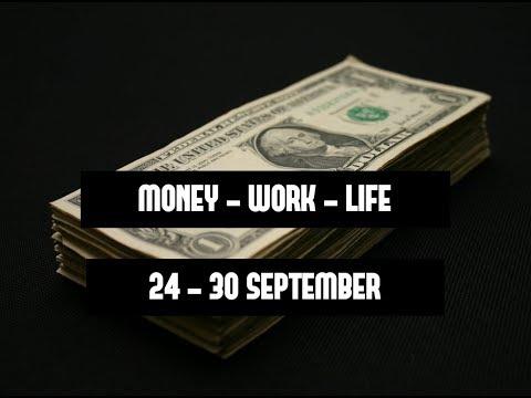 24 September 2018 Weekly Money-Work-Life ~ FULL MOON IN ARIES