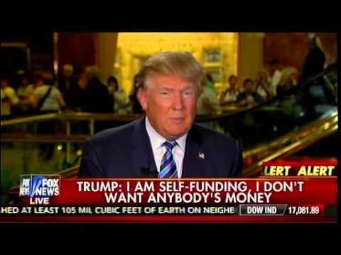Trump On His Plans To Live Tweet During Tonight's Democratic Debate - Donald Trump - Cavuto