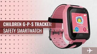 Kids Smart Watch Phone, Children Gps Tracker Safety Smartwatch   Early Black Friday 2018