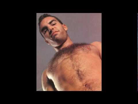 The Hairy Chested Male