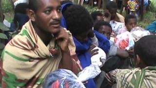 The Way Poors Live(Ethiopian Orhodox Tewahdo Church)