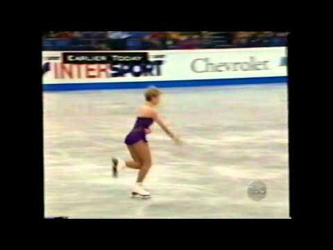 1999 Worlds - Ladies Free Skate & Ice Dance