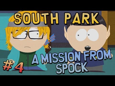 South Park: The Stick of Truth - A MISSION FROM SPOCK (#4)