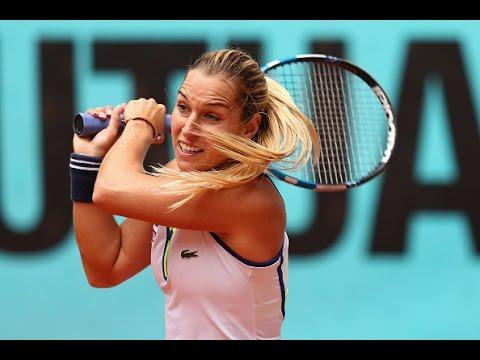 2016 Mutua Madrid Open Quarterfinal | Dominika Cibulkova vs Sorana Cirstea | WTA Highlights