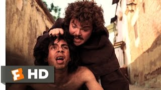 Nacho Libre (2/10) Movie CLIP - Meeting Esqueleto (2006) HD
