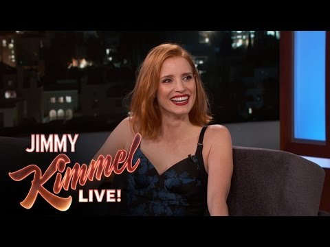 Jessica Chastain Spent Nine Hours in a Hot Tub with Chris Hemsworth