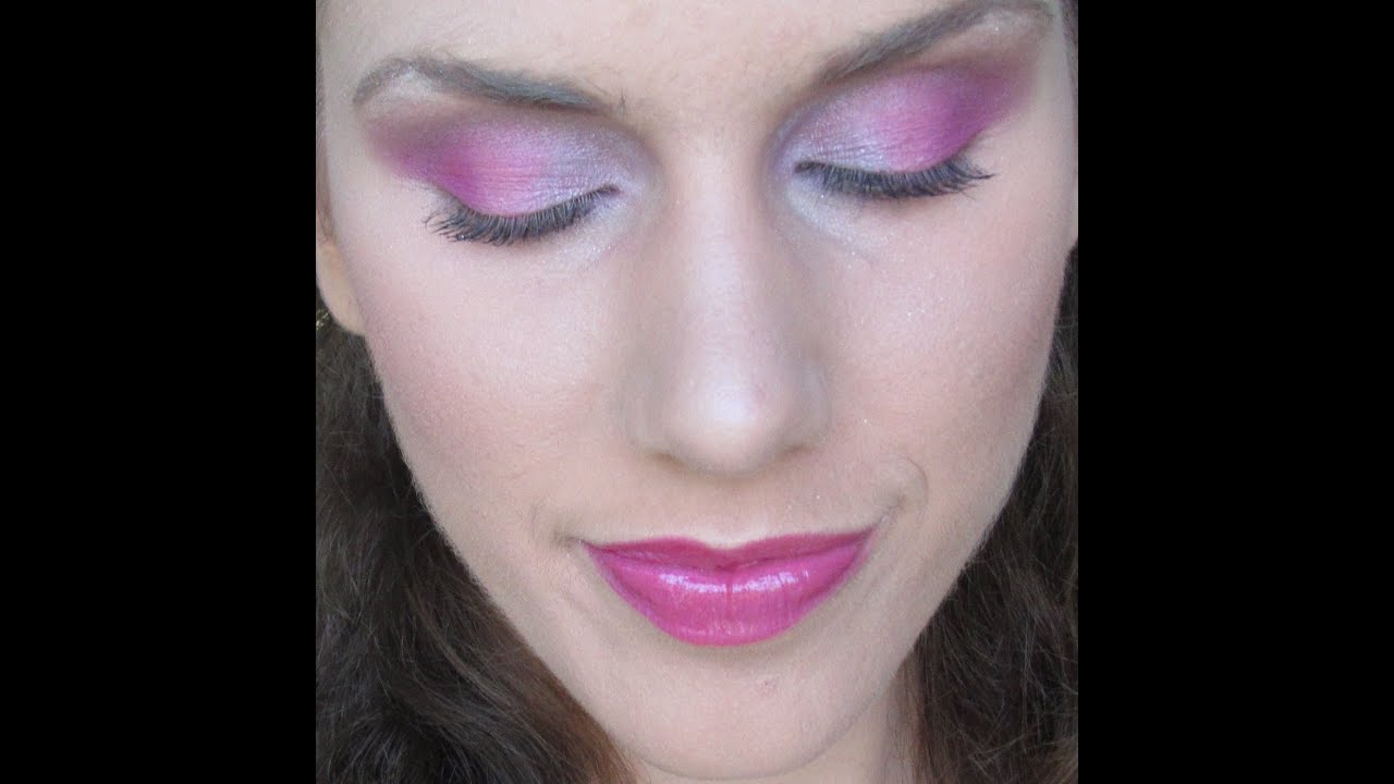 Bubblegum Barbie Makeup