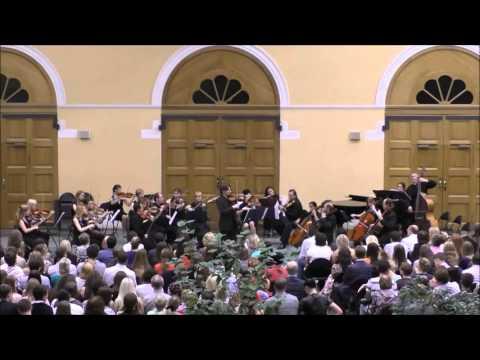 Телеман, Георг Филипп - Концерт для 2-х скрипок, струнных и b.c. ми минор