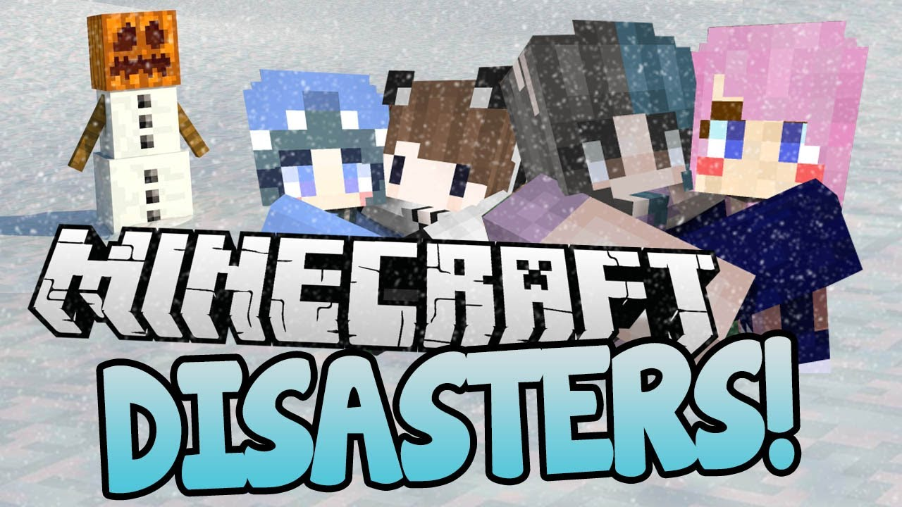 Cuddle Disaster! | Minecraft Disasters Mini-game
