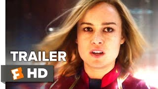 Captain Marvel Trailer 2 2019  Movieclips Trailers