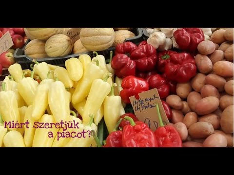 Piac vs szupermarket