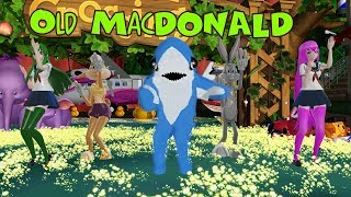 Baby Shark Old Mac Donald | Kids Song | Baby Song |  Children Song | Nursery Rhyme