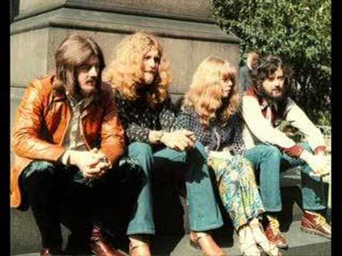 Led Zeppelin offstage... nice moments!(Jennings Farm Blues)