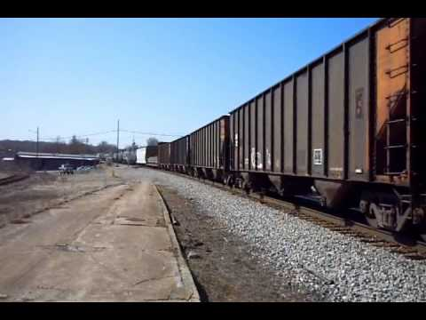 A good railfanning Friday in Danville,VA 3/18/11