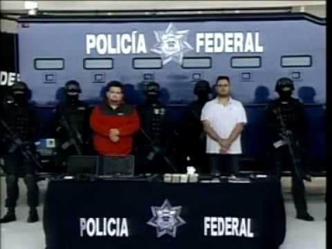 """Conferencia SSP sobre la detencion de Teodoro G. Simental """"el Teo"""""""
