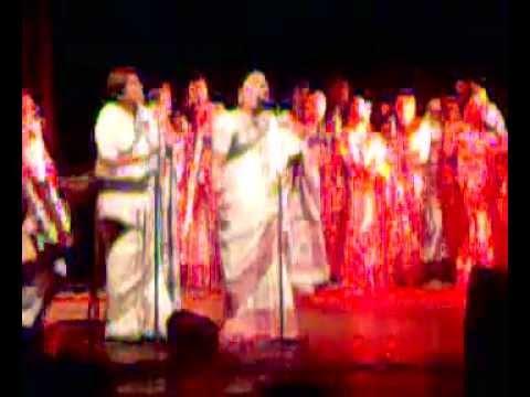 Mass Song - Jaga Hai Jaga Re - Calcutta Youth Choir video