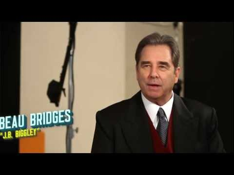 Beau Bridges on J.B. Biggley