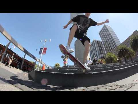 One Love Skateboards - Summer of Love - Track 2 (ft. Willie Hoag)