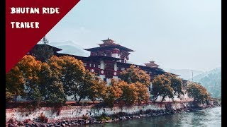 Bhutan Bike Tour - Travel Vlog Series | The Paradise of Silence