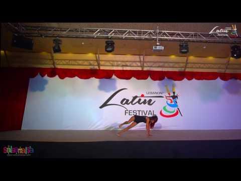 Myriam Chami Show | Lebanon Latin Festival 2016