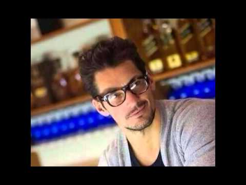 #GandySunday 'David with glasses' | August 17th,2014 | In your eyes - Kylie Minogue