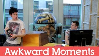 That Awkward Moment | OliWhiteTV + LukeIsNotSexy