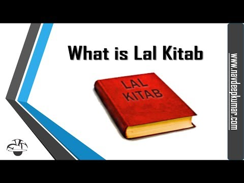 What is lal kitaab