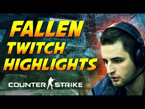 CS 1.6   FalleN twitch highlights