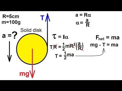an analysis of the physics of a yo yo