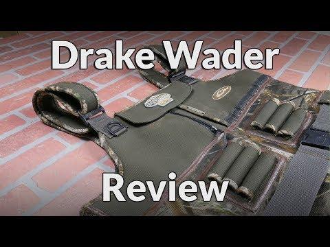 Drake Eqwader MST Wader Review