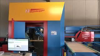 HUNDEGGER Speed-Cut SC-3-200 Joinery Machine