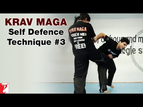 Mardaani - Krav Maga - Self Defence - Technique #3