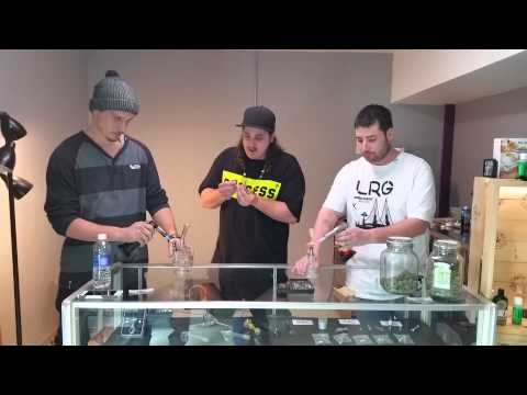THE ONE GRAM DAB!!!!!!