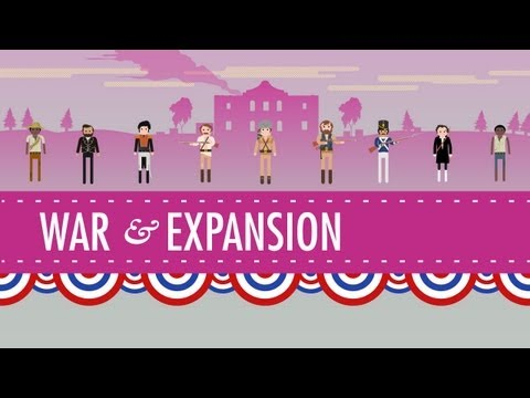 War & Expansion: Crash Course US History #17