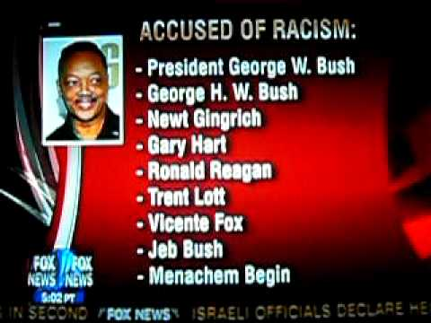 Jesse Jackson interviewed about racism on whites!!!