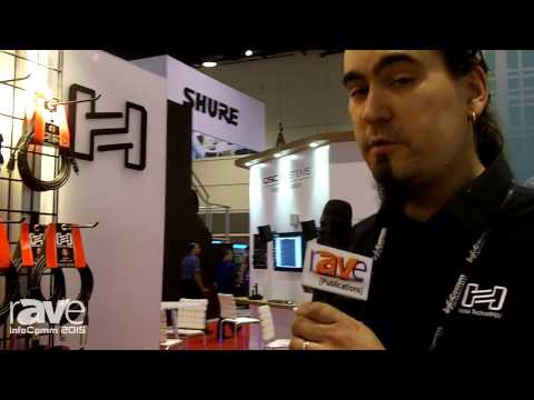 InfoComm 2015: Hosa Technology Showcases 4-Conductor 5-Pin DMX512 Cable