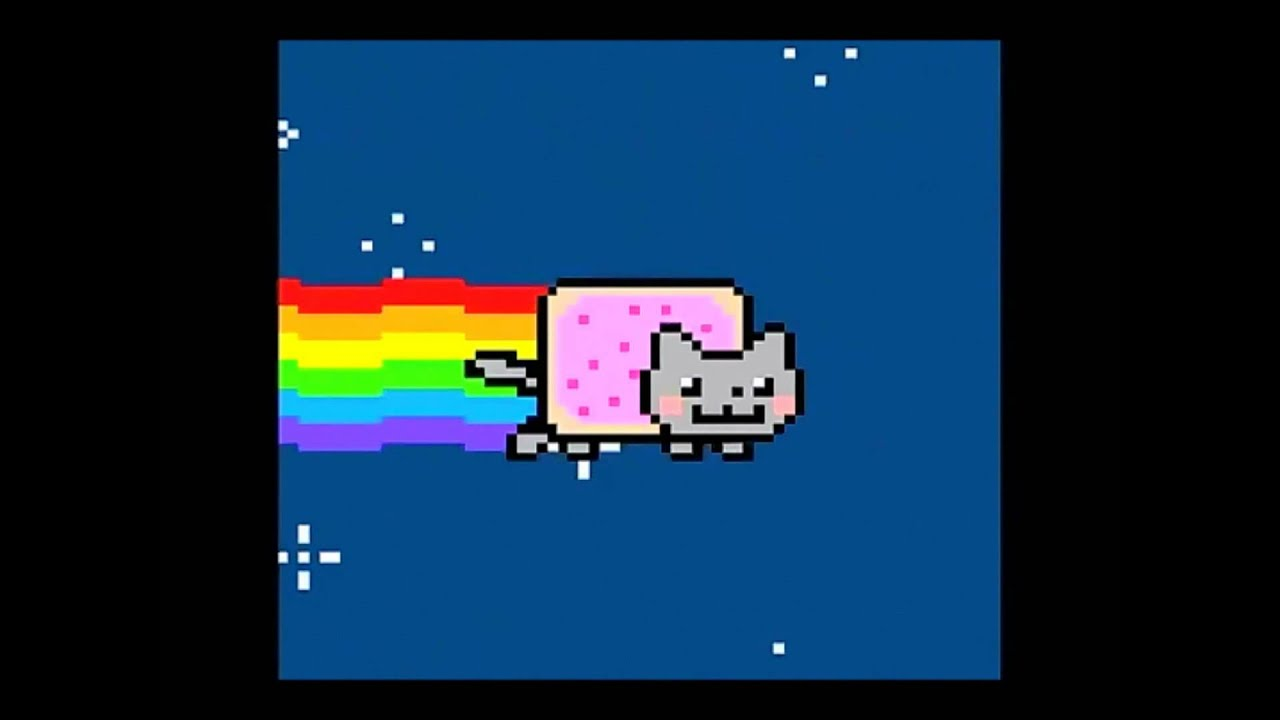 Nyan Cat Loading For Youtube