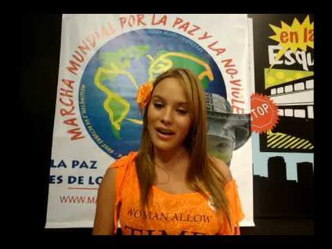 maria patricia montoya wallpaper. Maria Patricia Montoya Presentadora El Jalapeño Modelo Adhesión marcha