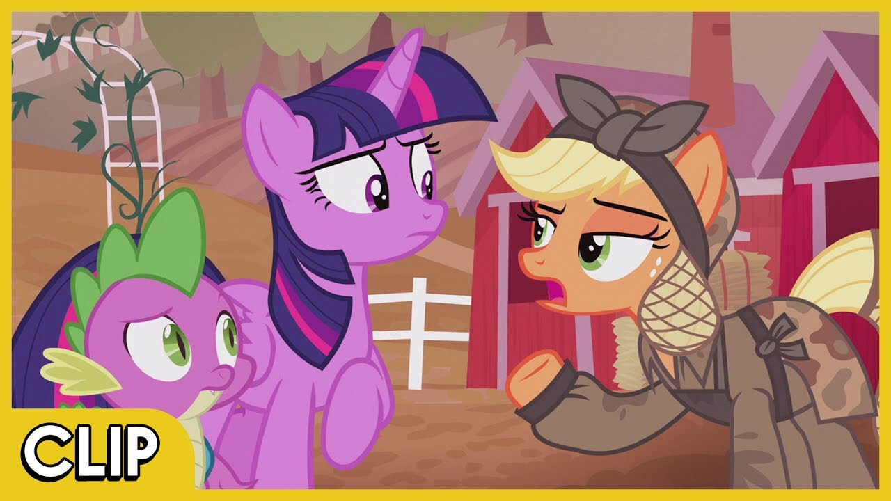My little pony friendship is magic applejack cutie mark