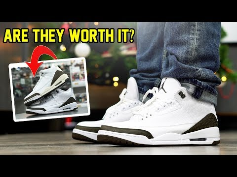 IS THE 2018 AIR JORDAN 'MOCHA' 3 REALLY WORTH IT? REVIEW + ON FEET!!! (WATCH BEFORE YOU BUY)