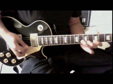 Eric Johnson lick- Technique revealed! (Doug Rappoport)