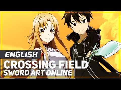 "Sword Art Online - ""Crossing Field"" (Acoustic) | ENGLISH Ver | AmaLee"