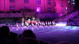 Basel Tattoo 2012 Part 1 : 2 Timelapse Querschnitt