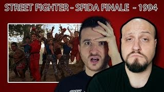 STREET FIGHTER SFIDA FINALE   IL FILM UN PO