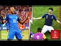 LES MEILLEURS BUTS DE LA COUPE DU MONDE ! BEST GOAL OF THE WORLD CUP !